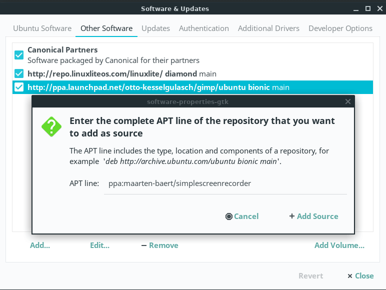 Help Manual - Software